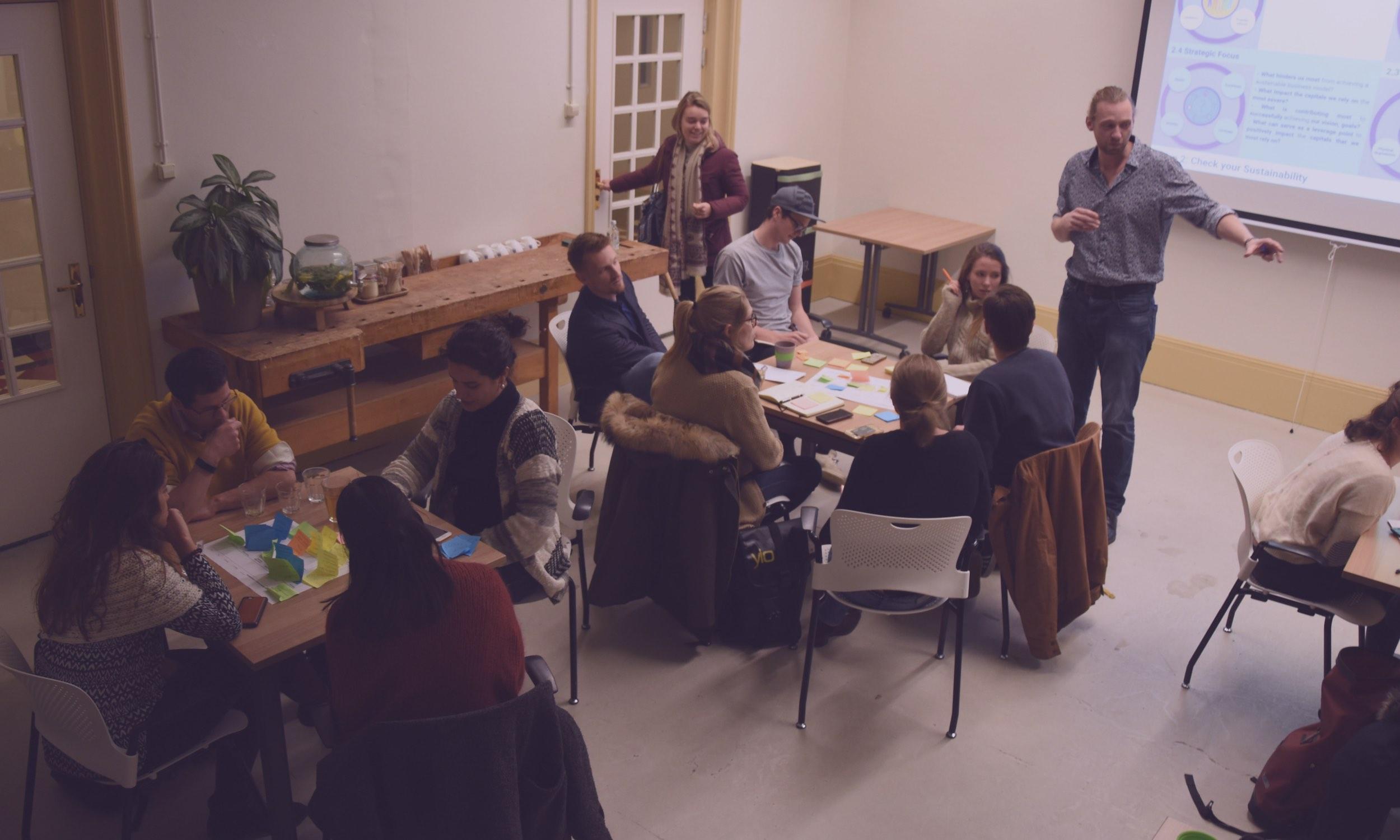 groupwork2 SBMC4S@IC1218 www.sustainablestart.net