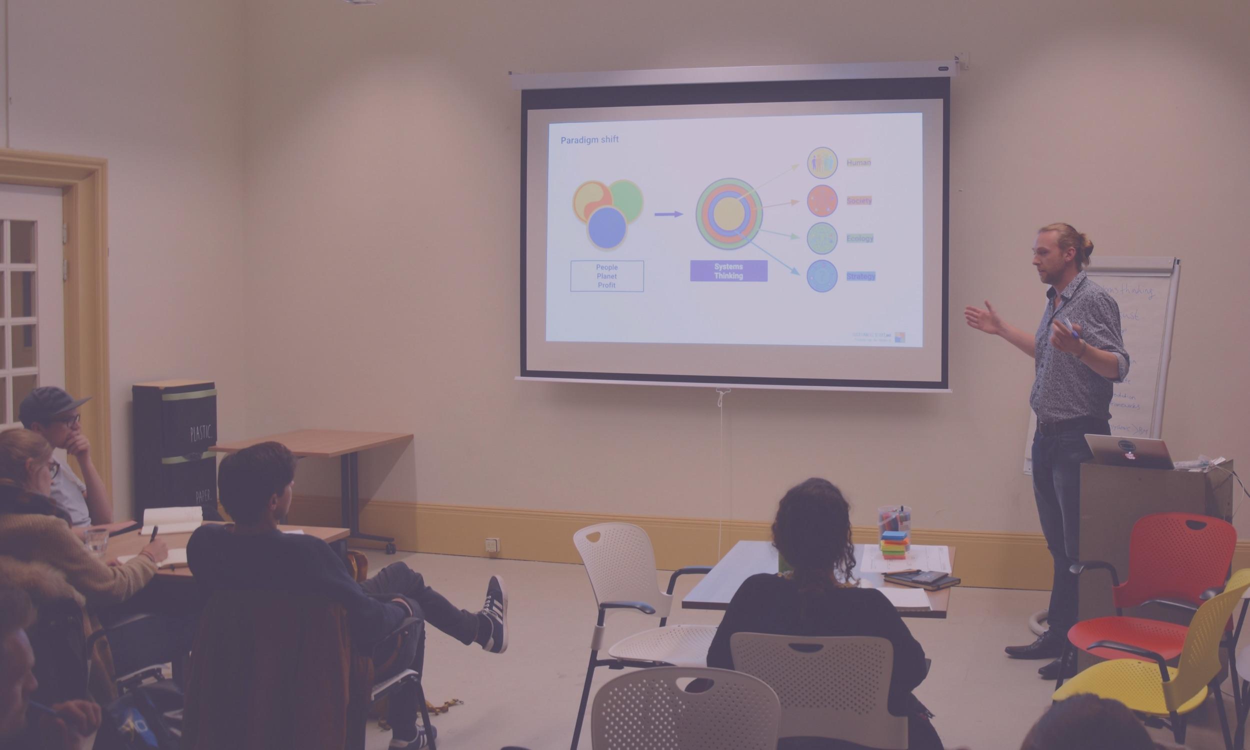 paradigm SBMC4S@IC1218 www.sustainablestart.net